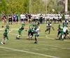 Le camp de printemps des Condors s'est terminé, dimanche, par un match simulé entre les Blancs et les Verts.