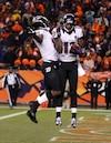 Le miracle de Denver, une passe de touché de 70 verges à Jacoby Jones (12) avec 31 secondes à jouer au quatrième quart, sera l'une des nombreuses sources d'inspiration des Ravens, ce soir.