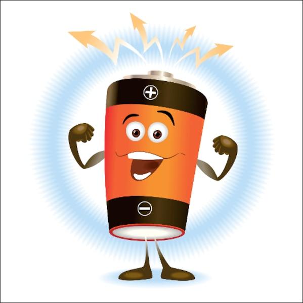 Des piles conservant l énergie pendant ans jdm