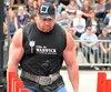 Jean-François Caron a pris le cinquième rang de la compétition World Strongest Man.