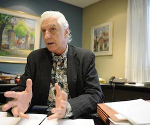 L'avocat Guy Bertrand