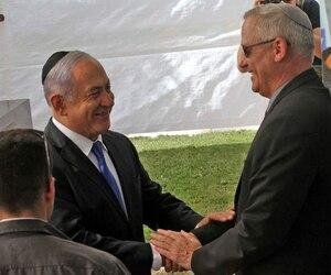 ISRAEL-POLITICS-PERES-MEMORIAL