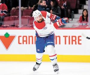 Le Canadien devrait commencer à penser à changer sa stratégie de baser son avantage numérique sur le tir sur réception de Shea Weber.