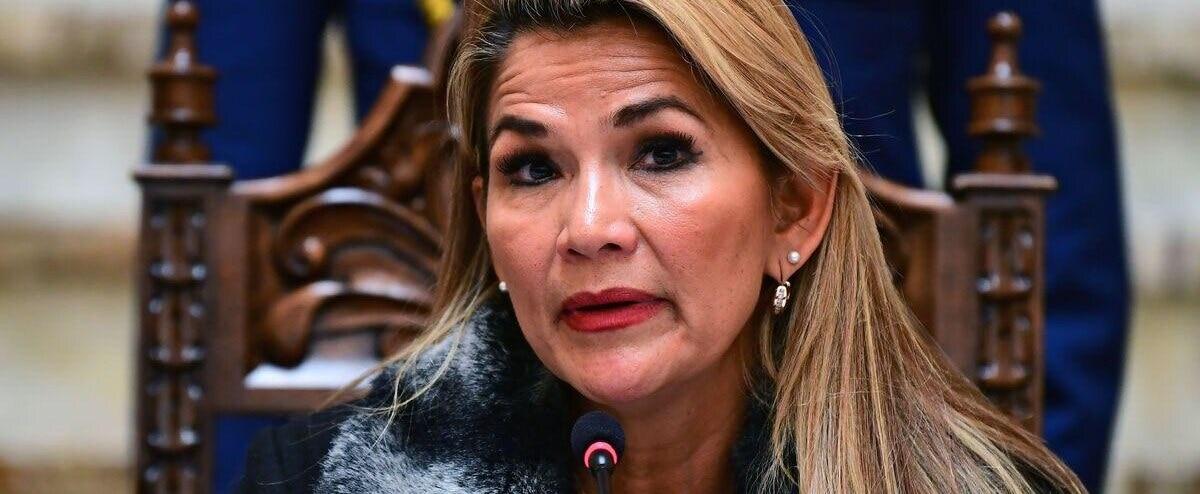 Bolivie: la présidente demande au Parlement d'approuver une loi pour organiser des élections