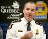 Le chef de la police de Québec, Robert Pigeon, dit avoir sacrifié plusieurs éléments dans la future centrale de police, comme le centre de formation, afin de «respecter la capacité de payer des citoyens», mais il espère toujours obtenir un stationnement couvert.