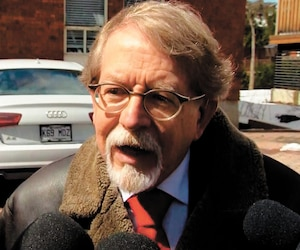 En avril dernier, le maire de Hampstead, William Steinberg, a comparé le projet de loi sur la laïcité à une tentative de «nettoyage ethnique».