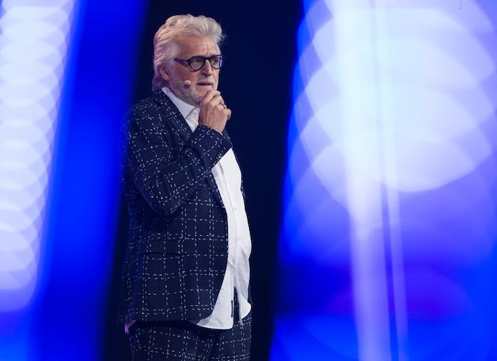 M. Rozon a même annulé l'une des représentations de son one man show pour être à Québec.