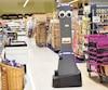 Chez Giant Food Stores, le robot Marty est très populaire. Les jeunes prennent des selfies avec lui, a indiqué le président de la chaîne de supermarchés, Nick Bertram, au Retail's Big Show, à New York.