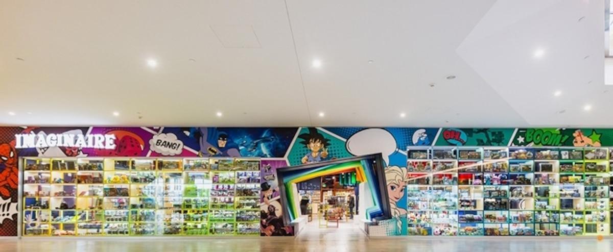 L'Imaginaire poursuit son expansion avec une première boutique dans la région de Montréal