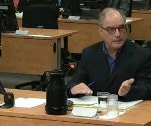 Robert Benoît, Ex-député libéral