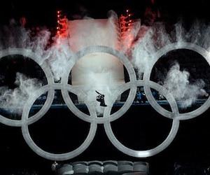 Cérémonie d'ouverture des jeux Olympique d'hiver 2010 à Vancouver
