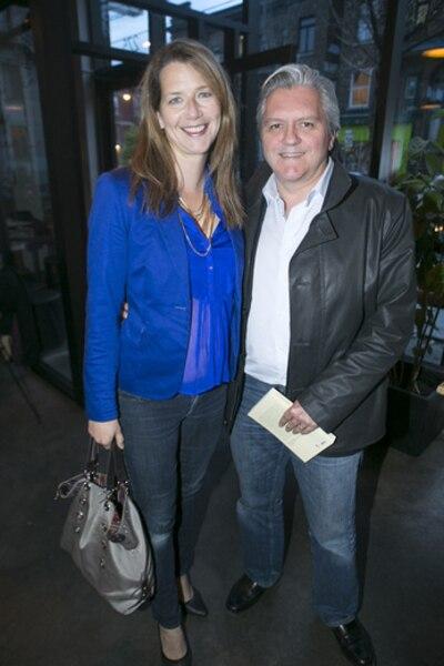 Sophie Durocher et Richard Martineau.