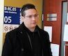 Le policier Éric Deslauriers subit son procès pour homicide involontaire au Palais de Justice de St-Jérôme