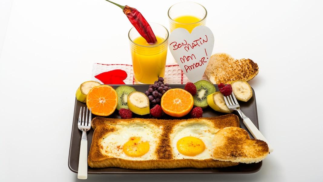 Idée Repas Pour Deux Amoureux cinq menus pour amoureux | le journal de montréal