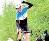 Vainqueur de trois étapes au Saguenay (ici lors de la 2e, le 14 juin dernier), Pier-André Côté est prêt pour la Beauce, où il est monté à deux reprises sur la plus haute marche du podium en 2018.