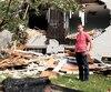 Marc Lamoureux devra détruire et reconstruire deux de ses immeubles à logements après le passage d'une tornade de force3 à Gatineau la semaine dernière. Il aimerait bien couler les fondations des futurs bâtiments avant l'arrivée de l'hiver.