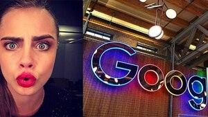 Image principale de l'article Vidéo: Google interviewe Cara Delevingne