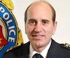 Le chef de la police de Longueuil Denis Desroches.