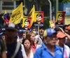 Manifestation Venezuela prisonniers antichavistes