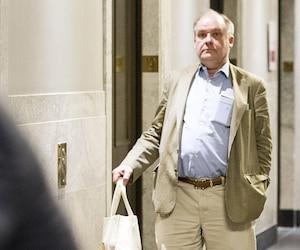 Selon l'avocat de créanciers Me Marc-André Blain, c'était à la demande de Hans Black lui-même que les médias ont été tenus à l'écart de l'assemblée des créanciers. Celui-ci n'a fait aucun commentaire à sa sortie de l'assemblée.