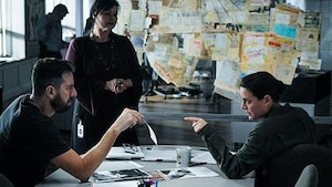 Image principale de l'article Nouvelle série Victor Lessard: on a mis la main sur des photos du tournage