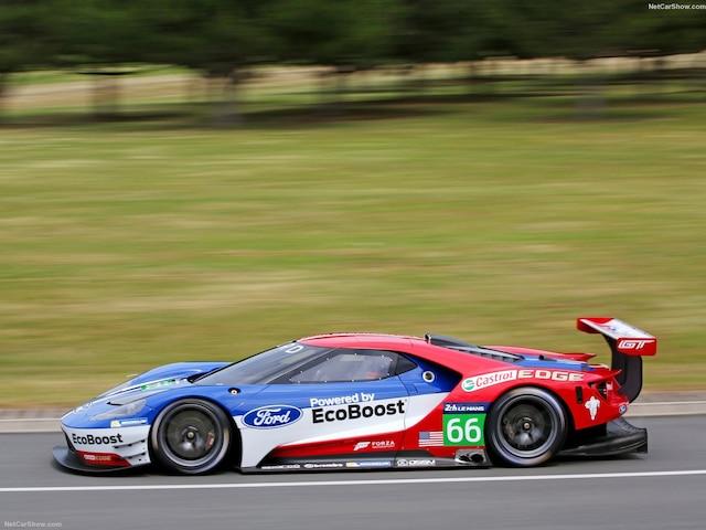 En 2016, avec sa toute nouvelle GT, Ford a annoncé son retour à la prestigieuse course d'endurance des 24 Heures du Mans.