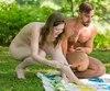 Célibataires et nus (crédit photo: Mathieu Couture)