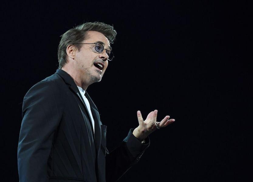 Image principale de l'article Robert Downey Jr. se confie sur l'après-Iron Man