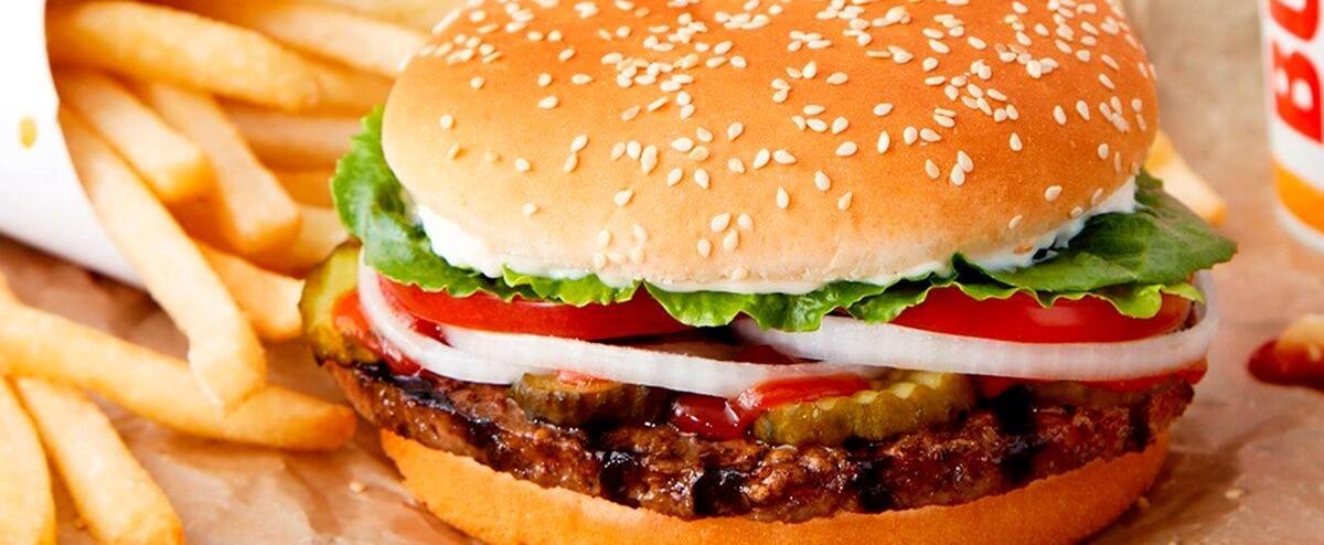 Un vegan veut poursuivre Burger King pour son Whooper végétarien