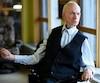 Floribert Langis apprécie les soins qu'il reçoitau centre d'hébergement Hôpital général de Québec où il réside depuis 2015.