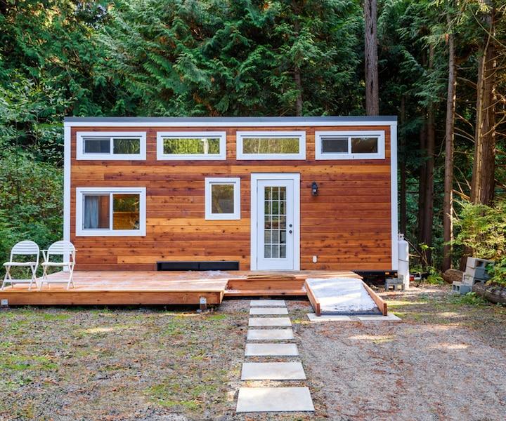 Réservez ces 12 mini-hébergements où prendre une pause du quotidien!