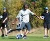 Il pourrait s'agir de la dernière occasion pour le public montréalais de voir l'Ivoirien Didier Drogba dans les couleurs du Bleu-blanc-noir.