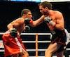 Antonin Décarie en a surpris plus d'un lors de son récent combat face à Shamone Alvarez.