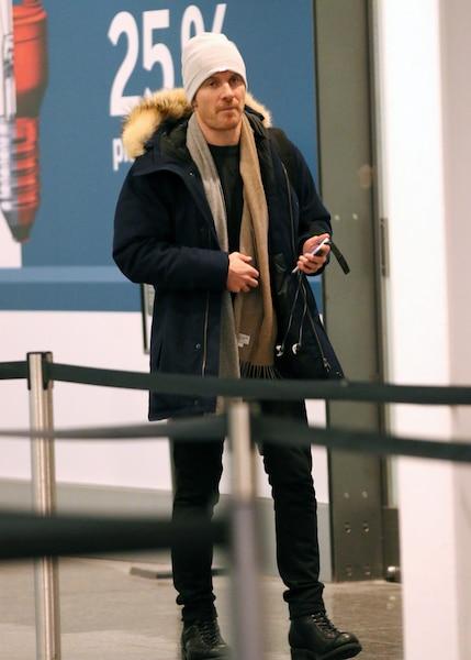 Michael Fassbender est aussi attendu dans la métropole.