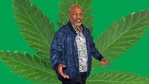 Mike Tyson pis sa gang : 40 000$ de pot par mois