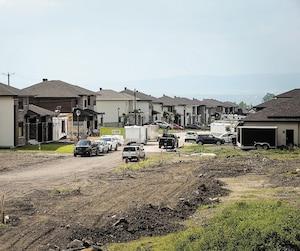 Les environs de la route Lallemand et de Beaumont pourraient voir le développement immobilier exploser avec un troisième lien. «Un tunnel va favoriser l'idée des gens de s'installer à l'est de la rue Monseigneur-Bourget», selon Martin De Rico évaluateur agréé chez DeRico Experts-Conseils.