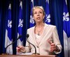 Malgré les critiques virulentes du maire Lehouillier envers le gouvernement libéral, «ça va super bien à Lévis», assure la ministre responsable de Chaudière-Appalaches, Dominique Vien.