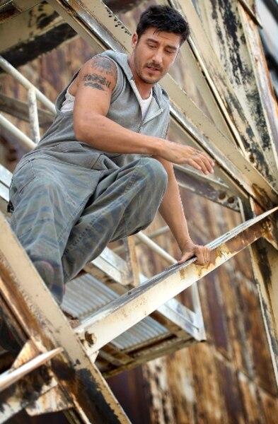 Belle, le créateur du parkour, tourne présentement à Montréal dans le film Brick Mansions.