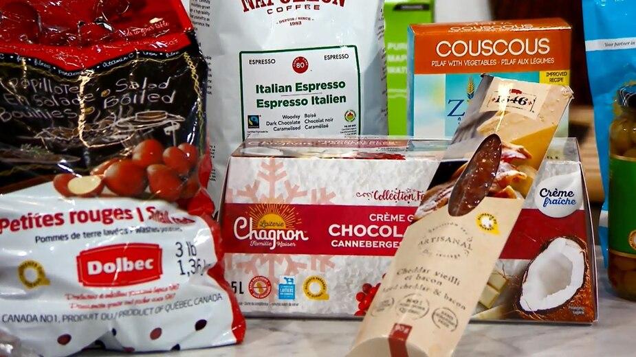 Image principale de l'article Nouveautés pour les Aliments du Québec