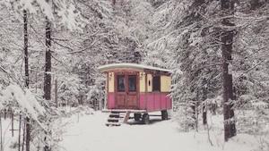 Voici la mini-maison idéale à louer en amoureux