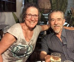 Ginette et Ghislain Caron passent leur retraite à aider des Burkinabés à réaliser des projets de développement dans la commune de Ipelcé.
