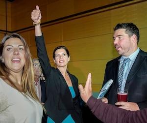 soiree electorale CAQ
