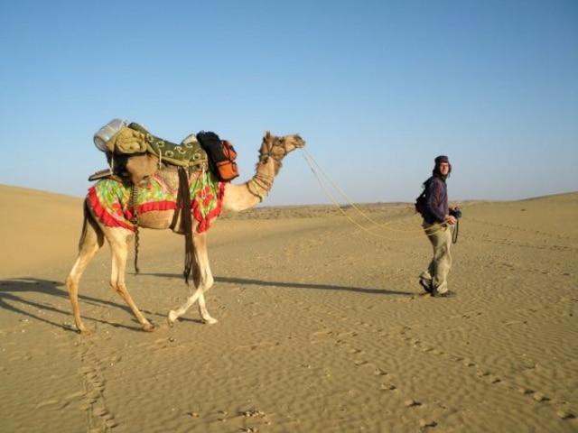 Le YouTubeur québécois Guillaume Duranceau Thibert partage ses aventures de voyage aux quatre coins du monde sur YouTube.