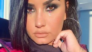 Demi Lovato a maintenant les cheveux verts