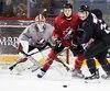 L'Équipe canadienne veut connaître un bon match ce soir face à la Russie.