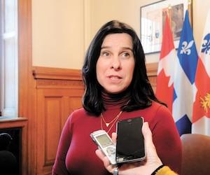 Valérie Plante, <i>mairesse de Montréal</i>