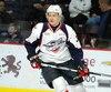 Mikhaïl Sergachev s'affaire à améliorer son jeu défensif avec les Spitfires de Windsor, dans la Ligue de l'Ontario.