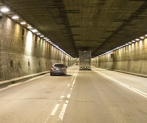 Tunnel Louis-Hippolyte Lafontaine