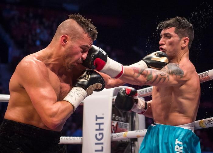 Le boxeur québécois David Lemieux a évité le piège de l'impatience et a continué à bien boxer dans les derniers rounds quand il était maintenant évident qu'il avait déjà le combat en poche.