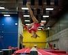 Dominante chez les juniors au Canada, Zoé Allaire-Bourgie aremporté notamment la médaille d'or à la poutre aux championnats panaméricains.